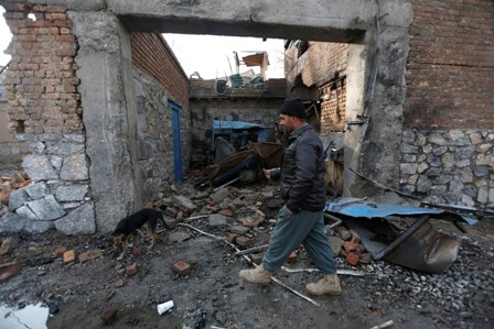 Suicide blast strikes Kabul restaurant