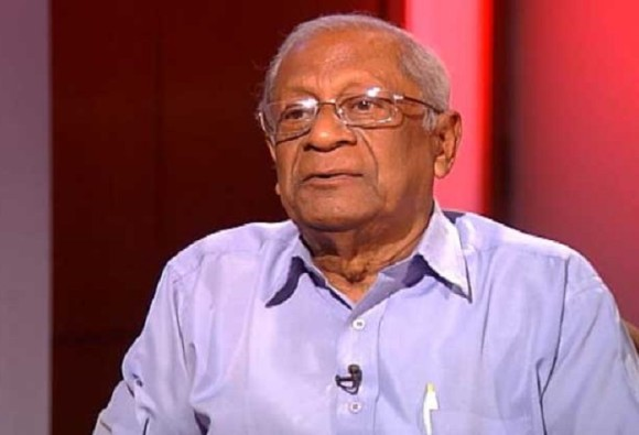 Veteran Communist leader A B Bardhan passes away