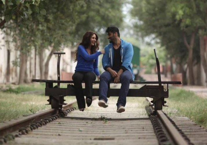 First look Of 'Ki and Ka': kareena kapoor and arjun kapoor