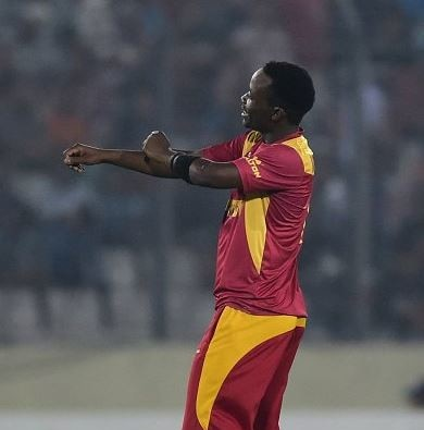 Zimbabwe keep series alive with Record win