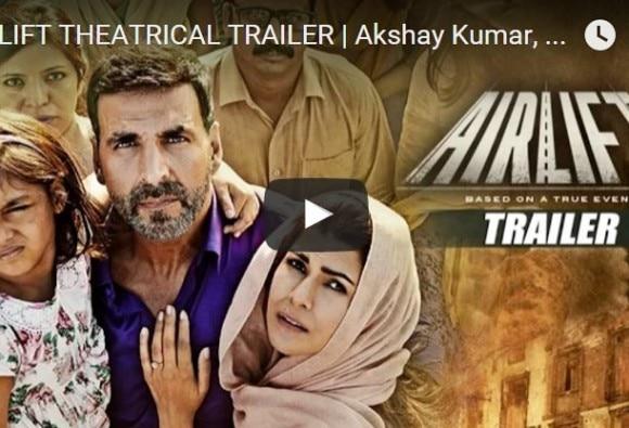 Viral: Akshay Kumar's Airlift trailer
