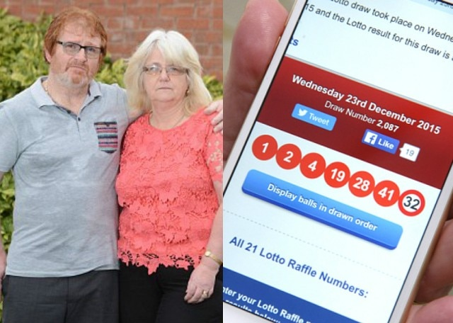 How a British couple blew a $52M Lotto jackpot