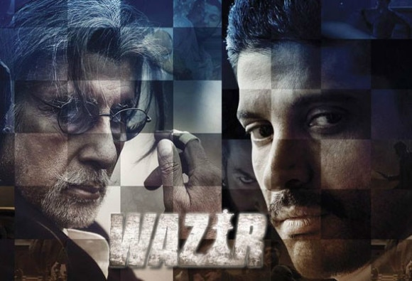 'Wazir' is an intelligent, smart and modern film, says Amitabh bachchan