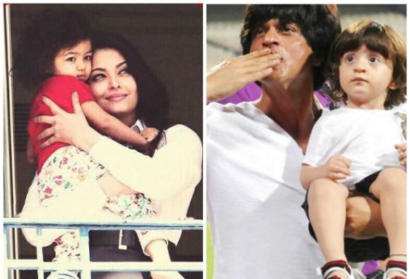Amitabh Bachchan on SRK's comment about AbRam-Aaradhya pairing: Unke mooh main ghee shakar