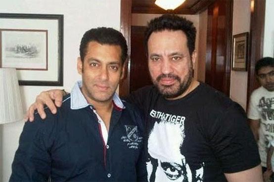 Salman Khan's bodyguard Shera's son Tiger on board Sultan