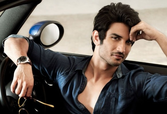 Sushant singh performs on shahrukh songs