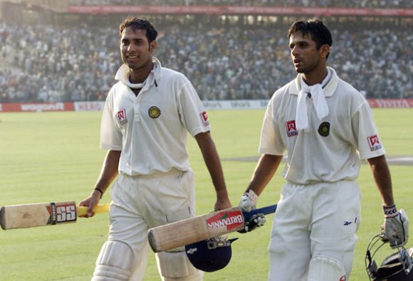 Laxman's 281 voted greatest Test performance in the last 50 years