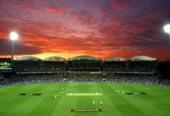 day night test in ashes series ?