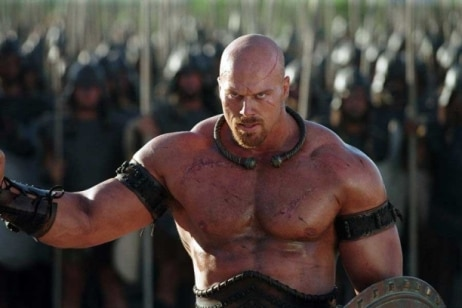 Former WWE Star Nathan Jones stars in an Indian movie