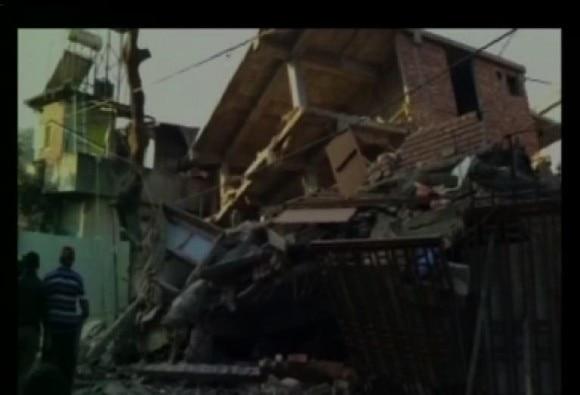 earthquake strikes northeast India