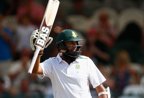 Determined Amla returns to form