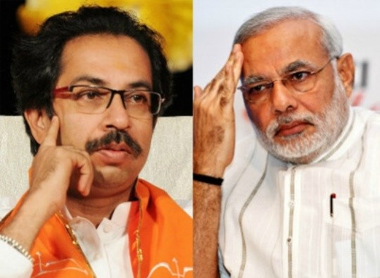 Pathankot attack: Shivsena Attacks on PM Modi