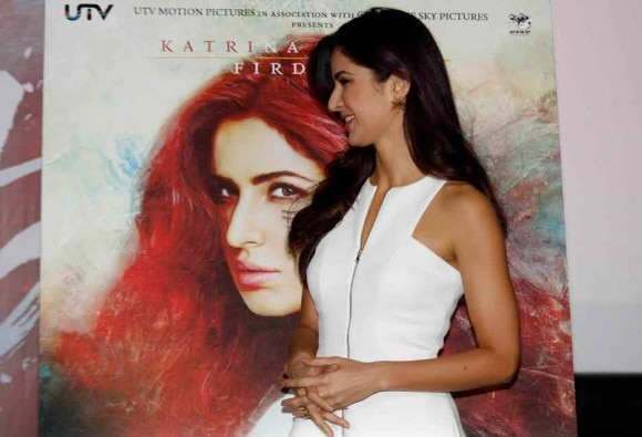 During trailer launch of film Fitoor, Katrina Kaif accepted- 'Yeh Ishq Nahi Aasaan'