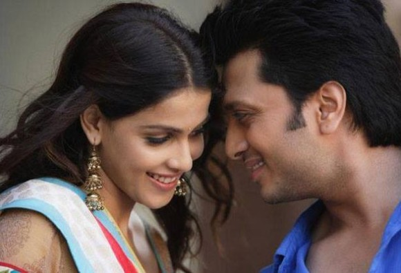 riteish-genelia completed 13 years in bollywood