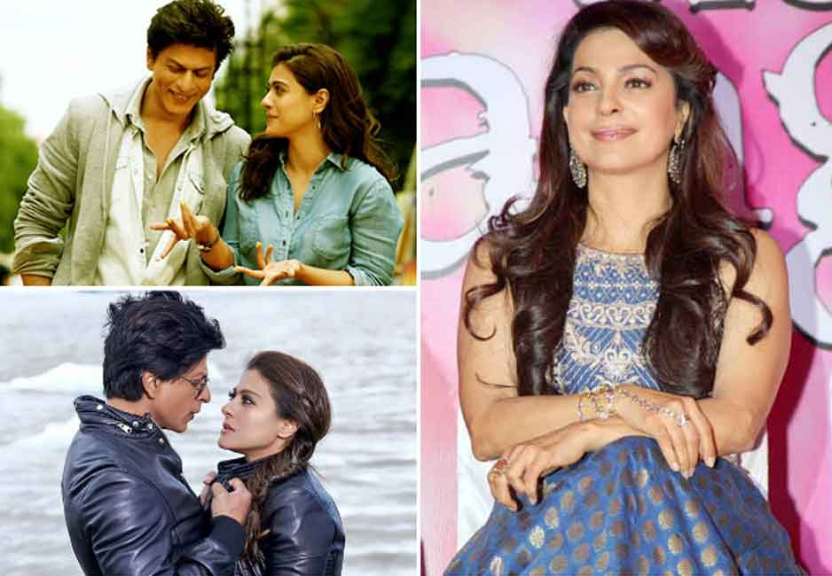 Juhi Chawla on watching Dilwale: Didn't hear good things about SRK's film, so skipped it