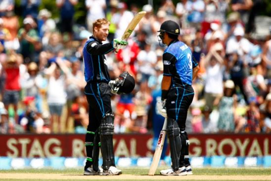 Guptill and Henry seal series for NZ