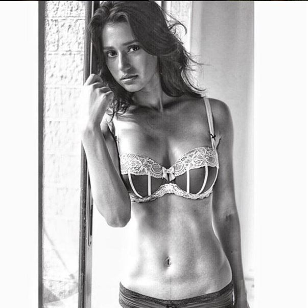 Tiger Shroff's Girlfriend Is All Set To Make Her Debut