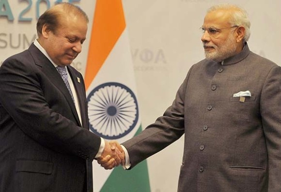 India-Pakistan talks to be hold few days?