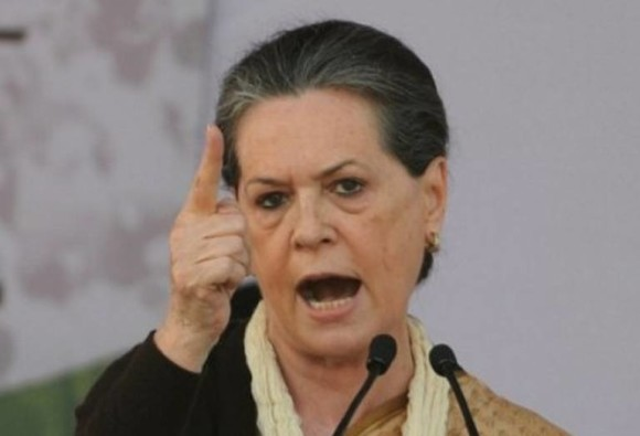 COUNTRY GOING THROUGH BAD PHASE- SONIA GANDHI