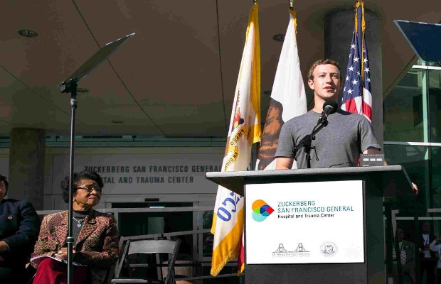 Mark Zuckerberg challenges his followers for fitness