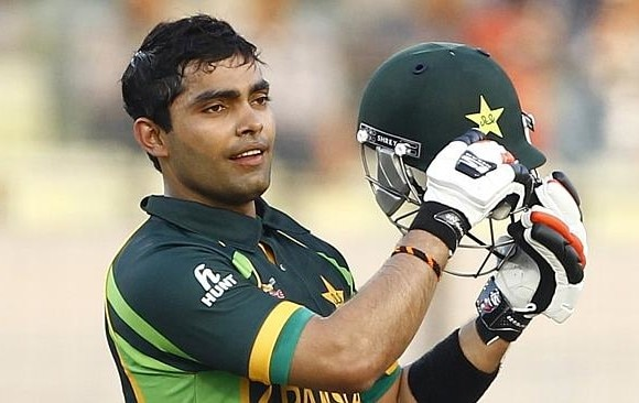 Umar Akmal banned from first NZ T20 due to misconduct
