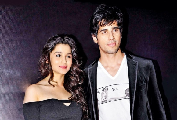 Alia Bhatt and Sidharth Malhotra living together?