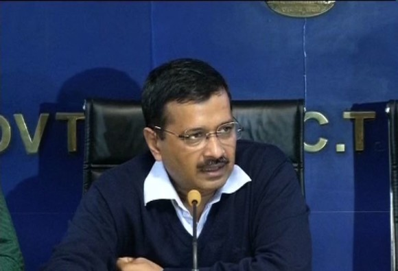 Kejriwl announces scrapping of Management Quota in school admissions in Delhi