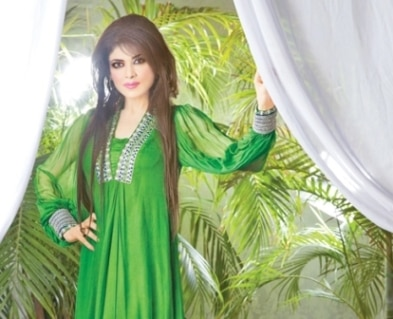 Pakistani actress Mishi Khan indicted in fraud case