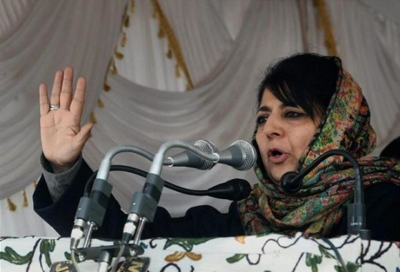 Mehbooba Mufti set to take over as next CM of Jammu and Kashmir