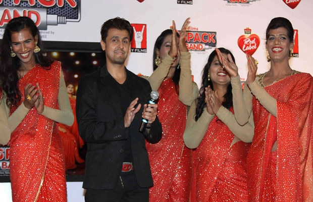 Sonu Nigam Launches India's First Transgender Music Band