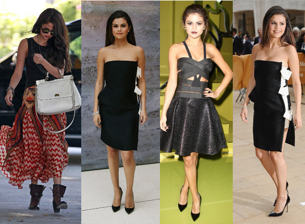 Selena Gomez wanted to become slimmer