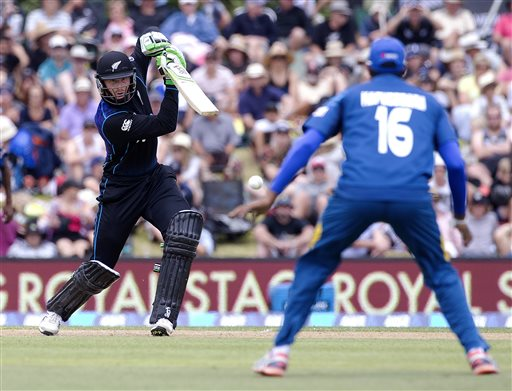 New Zealand cling on for three-run win