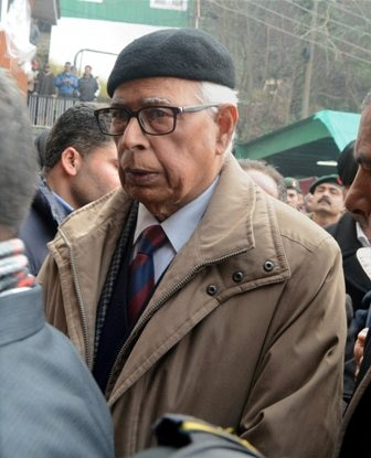 Mufti Mohammad Sayeed, Chief Minister Of Jammu And Kashmir, Dies At 79