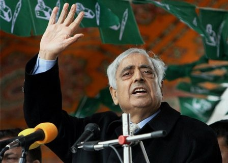 J&K Chief Minister Mufti Mohammad Sayeed dead