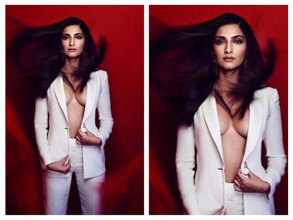 sonam kapoor goes for a hot photoshoot