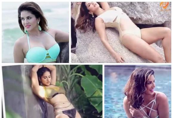 Sunny Leone's Smoking Hot Photoshoot For 'Manforce Condoms' Calendar