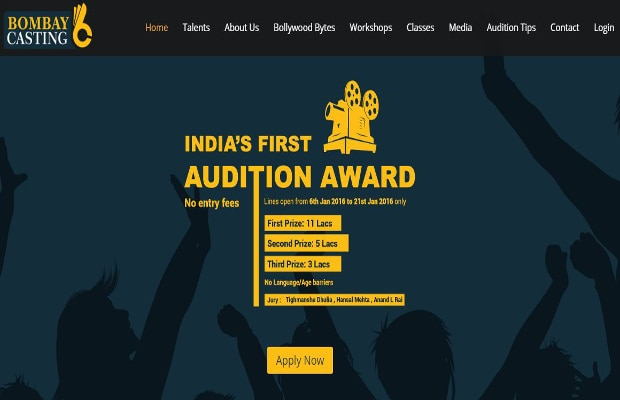 Casting portal Bombay Casting launched