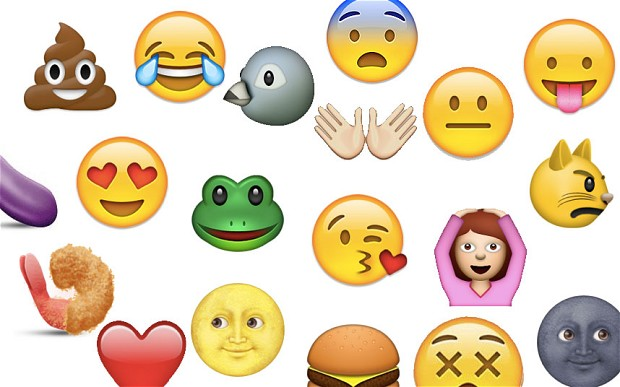 People who use more emojis have more active sex lives