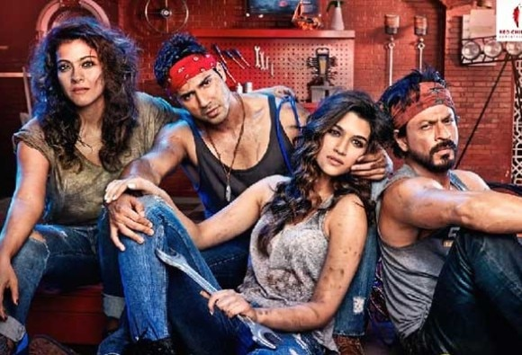 Box Office Collection of Dilwale