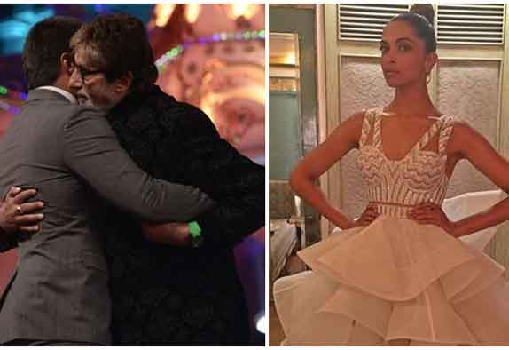 Deepika gets Best Actress, Ranveer and Big B share Best Actor at Star Screen Awards