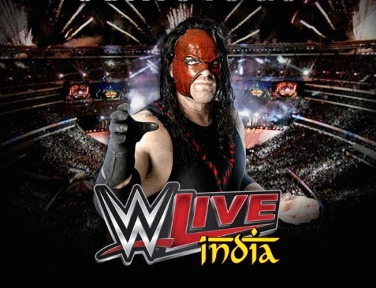 WWE superstar John Cena is not coming to India