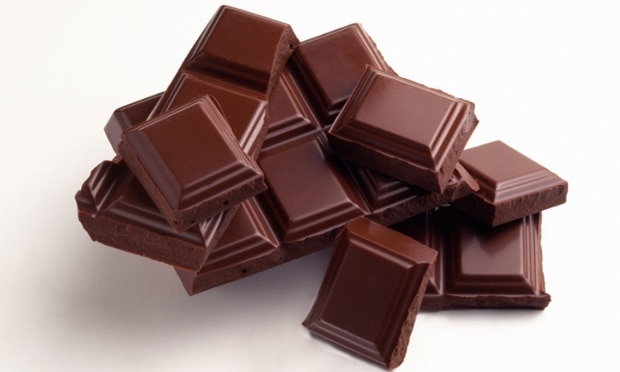 Have A Cough, Eat Some Chocolate