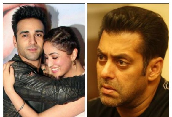 Salman Khan Told Pulkit Samrat To Leave Yami Gautam?