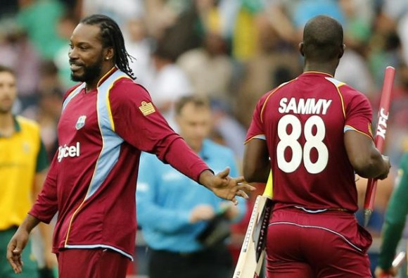 Sammy, Russell, Bravo dropped from WICB contracts