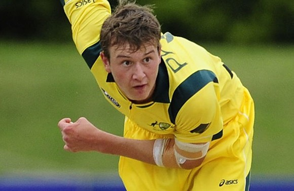 Joel Paris excited about prospect of bowling to India's 'world-class' batsmen