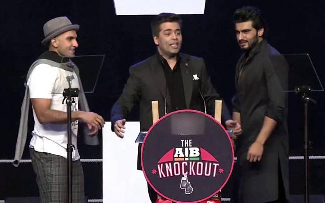 Karan Johar summoned for 'vulgar' comments on AIB Roast