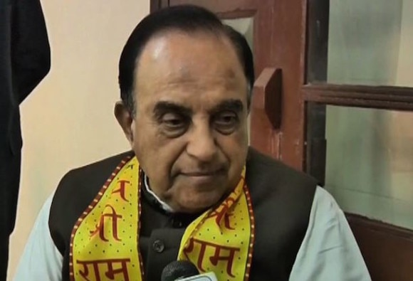 HU protest become a drama, says Subramanian Swamy