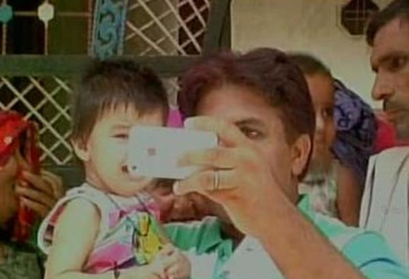 Wife of man behind 'selfie with daughter' loses sarpanch poll
