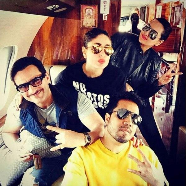 Bollywood stars imposed glamor on 'Saifai mahotsava'