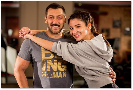 'Sultan' actress Anushka is thrilled to work with Salman